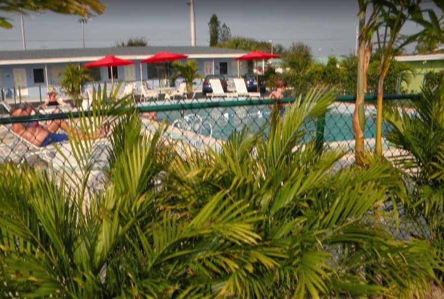 Parkview Motel Jensen Beach Florida