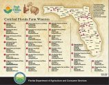 This State of Florida list and location map of wineries is continually updated