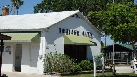 Winter Garden Florida Trailer City