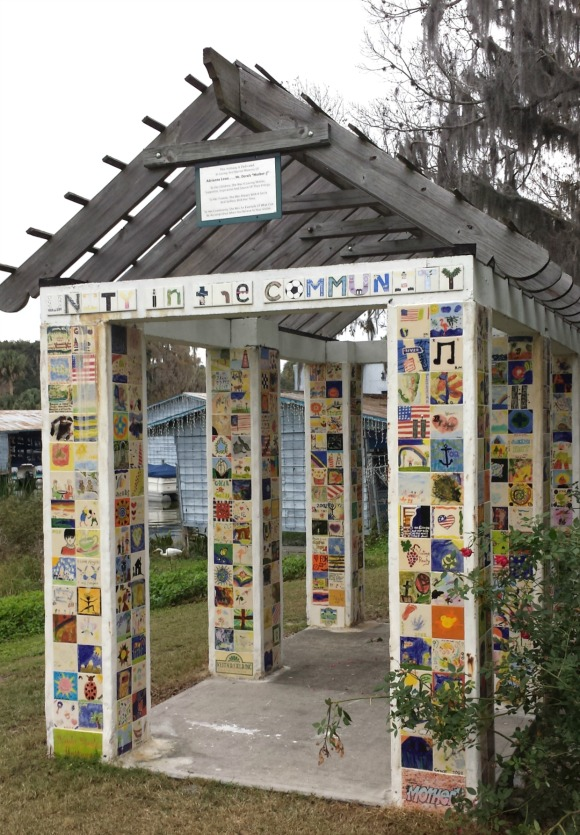 Mount Dora Unity in the Community Archway