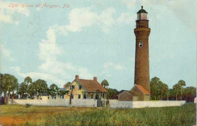 Mayport, Florida Lighthouse