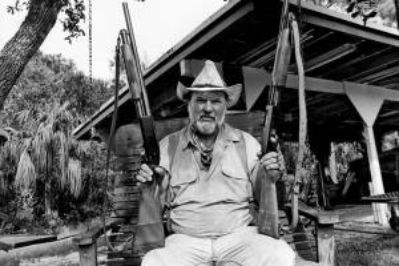 Lucky Cole Everglades Photographer