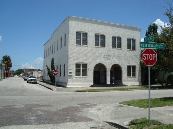 St Cloud Florida GAR Hall