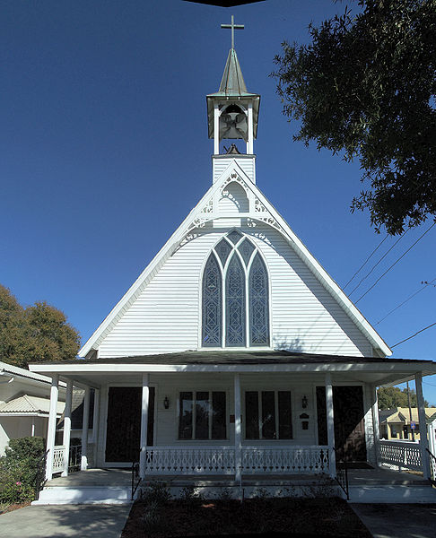 Tavares Florida Union Congregational Church