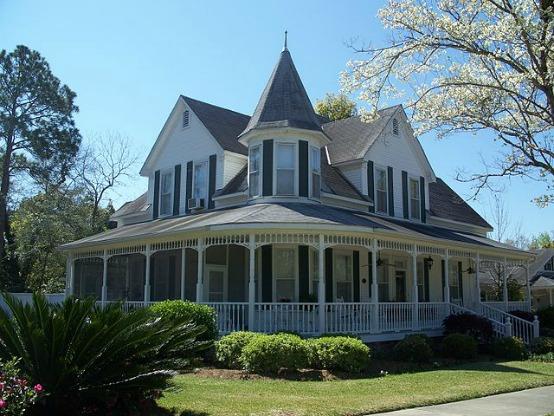 DeFuniak Springs Historic House