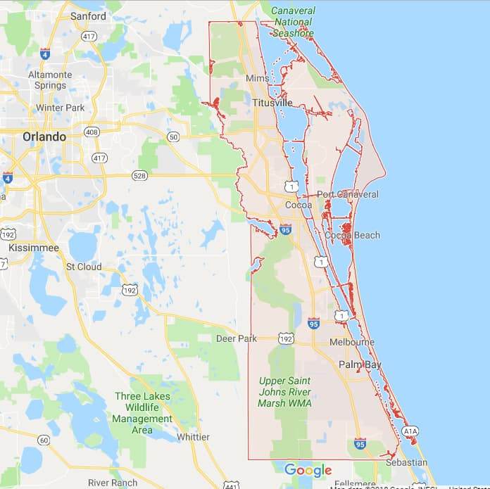 Maps For All 67 Florida Counties And A Brief History Lesson