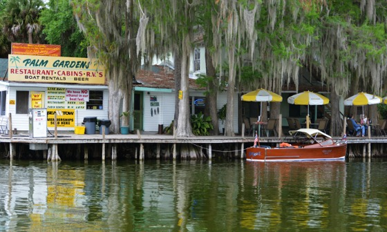 Florida fish camps and mom pop motels backroad getaways for Fishing resorts in florida