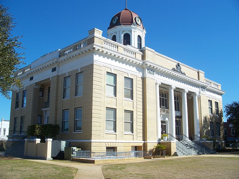 Gadsden County Courthouse, Quincy, Florida
