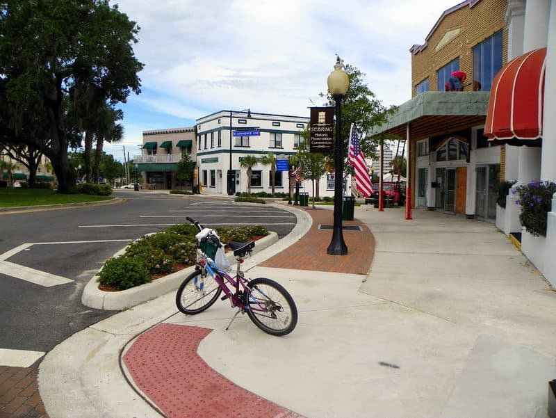 Downtown Sebring, Florida