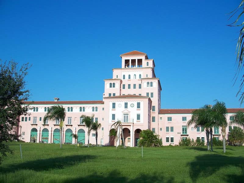 Harder Hall Sebring Florida