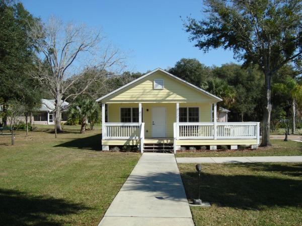 Harry T Moore Replica Home