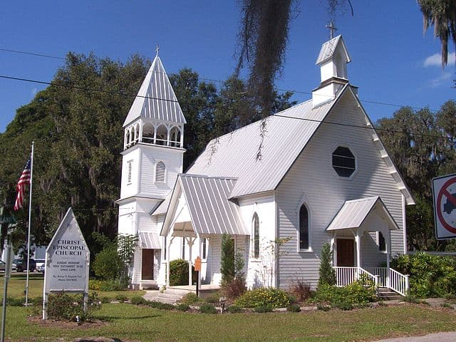 Fort Meade Christ Episcopal Church