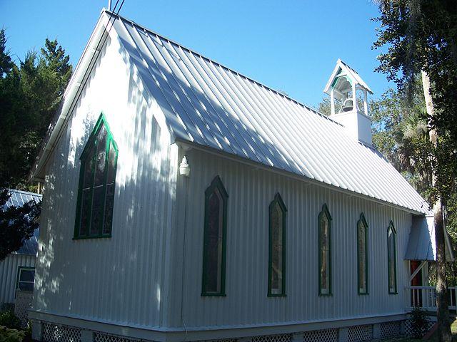 St George Episcopal Church Jacksonville Fort George