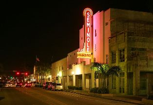 Seminole Theater Homestead Florida