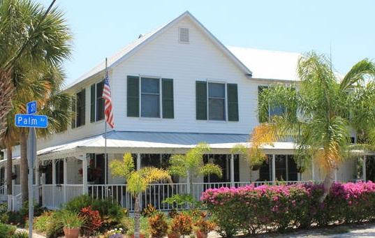 Anchor Inn, Boca Grande, Florida
