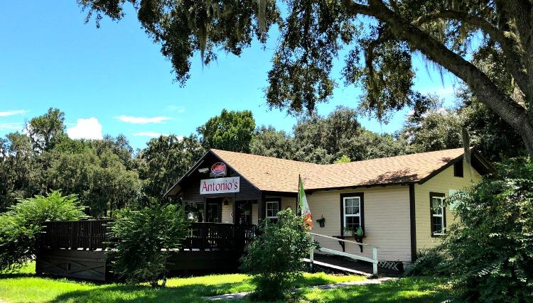 Antonios, Micanopy, Florida