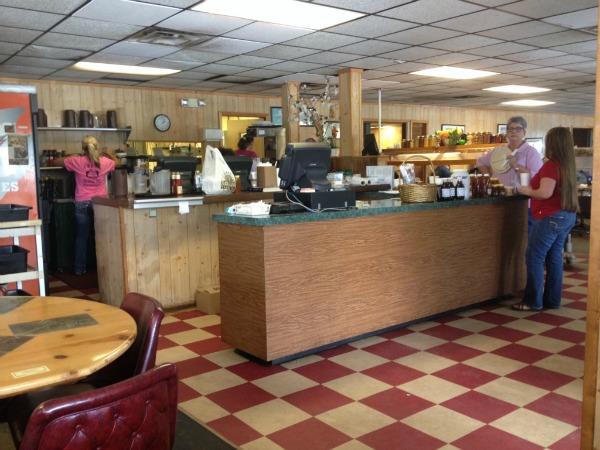 Apalachee Restaurant, Bristol, Florida