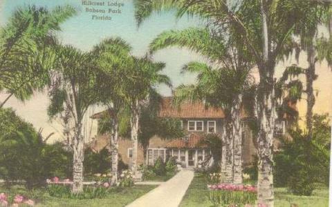 Hillcrest Lodge Babson Park Florida