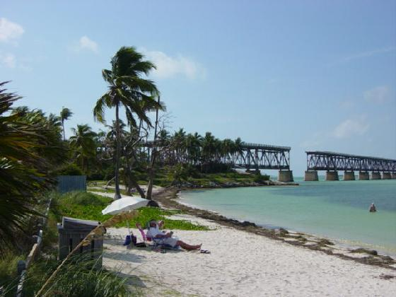 Bahia Honda State Park Is A Great Base For Exploring The