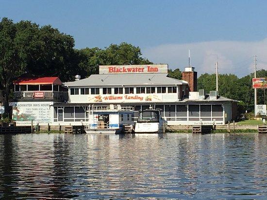 The Blackwater Inn in Astor