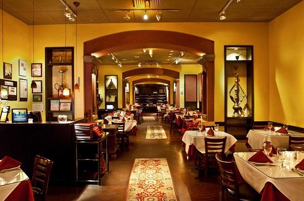 Bosphorous Restaurant Winter Park Florida