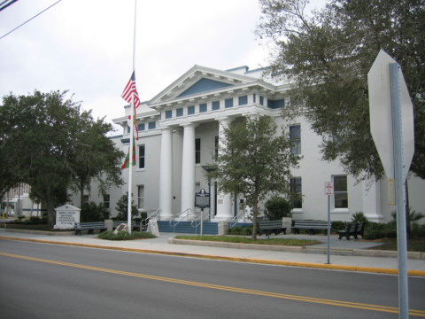 Titusville Brevard County Courthouse Annex A