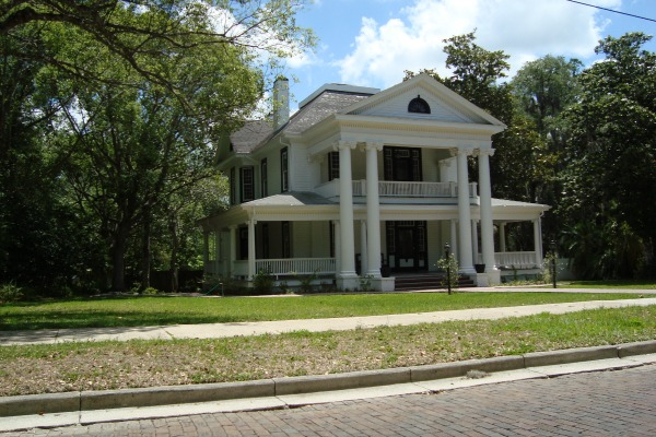 Mansion in Brooksville, Florida