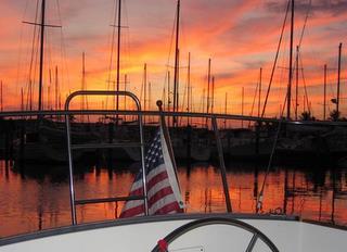 Punta Gorda Florida Sunset