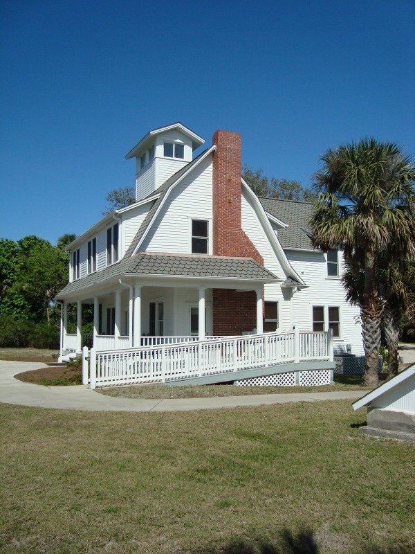 Canaveral National Seashore Eldora State House