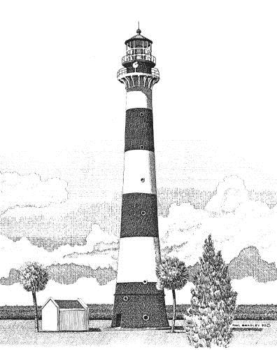 Florida Lighthouses Climb To The Top And Enjoy The View