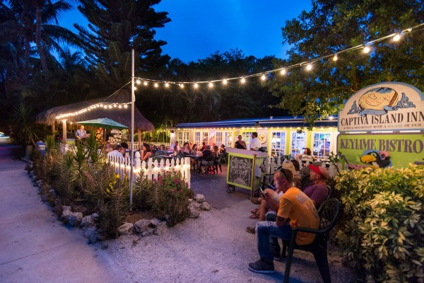 Key Lime Bistro at Captiva Island Inn