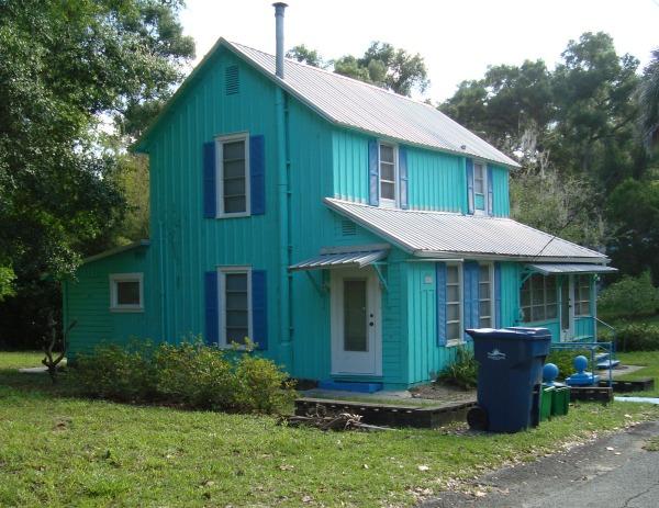 Colorful Home in Cassadaga