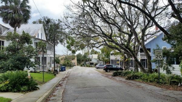 Stevens Street, Cassadaga, Florida