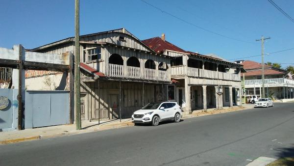 Downtown Cedar Key