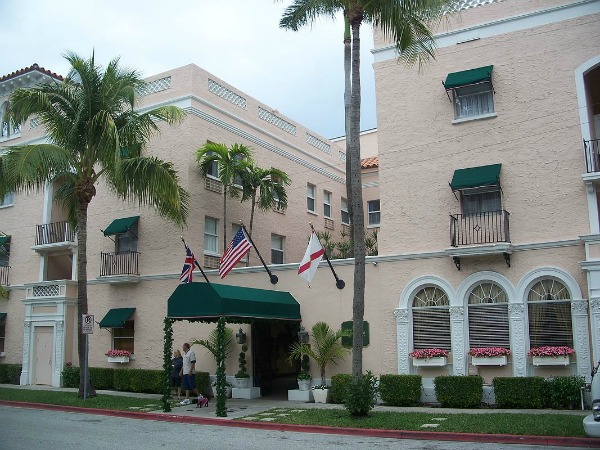 The Chesterfield in Palm Beach
