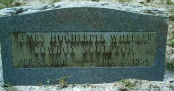 Grave of Hughlette