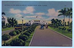 Miami City Hall Old Pan Am Terminal