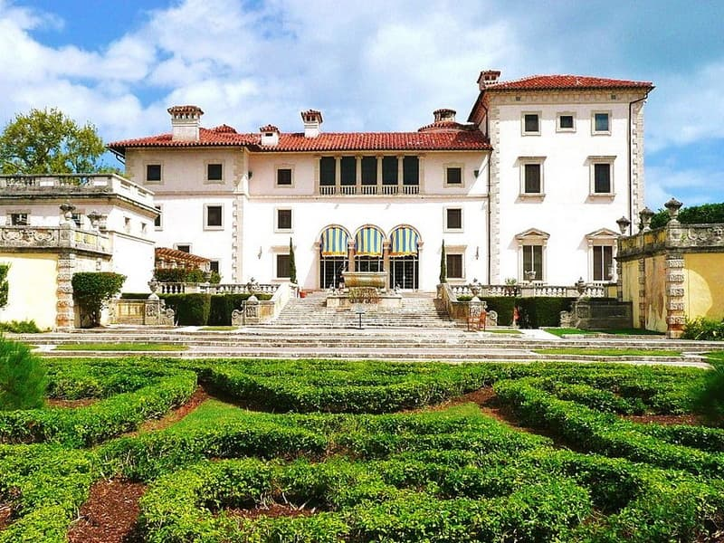 Vizcaya, Miami (Coconut Grove)