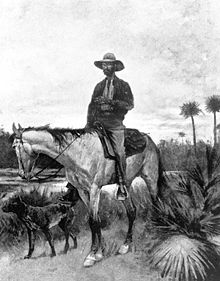 Florida Heritage: Cracker Cowboy by Frederic Remington
