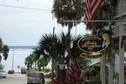 Crescent City Florida Sprague House