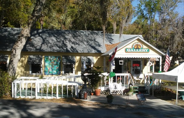 Crystal River Gallery and Gift Shop