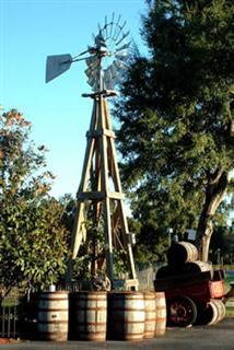 Dakotah Winery Windmill Chiefland Florida