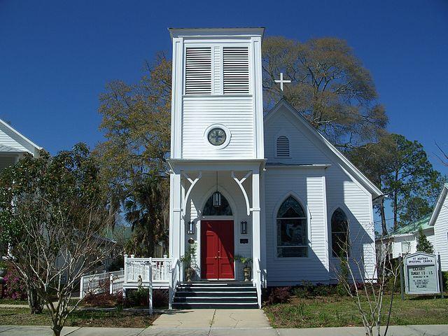 DeFuniak Springs St Agatha Church