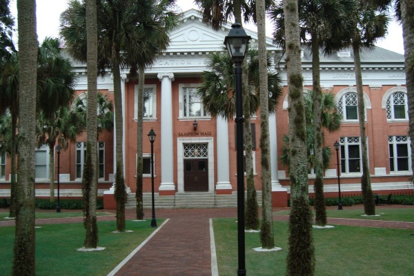 Stetson University, DeLand, Florida