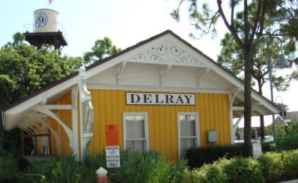Delray Beach Florida Depot
