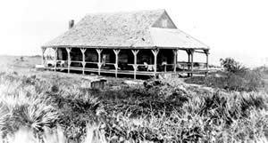 Orange Grove House of Refuge in Zion, Now Delray Beach