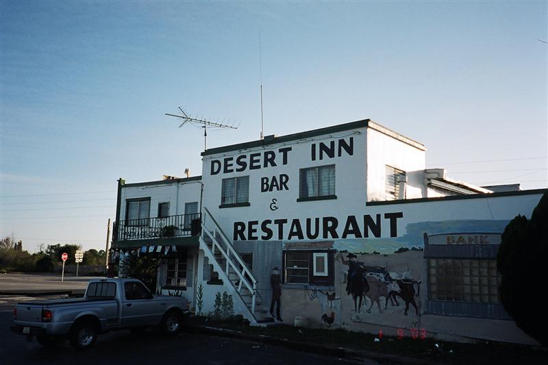 Desert Inn in Yeehaw Junction
