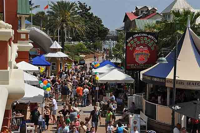Florida seafood festivals 40 feasts per year for St augustine arts and crafts festival 2017
