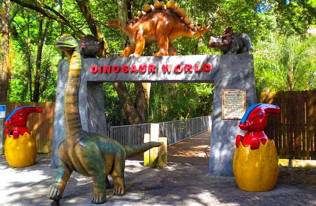 Dinosaur World, Plant City