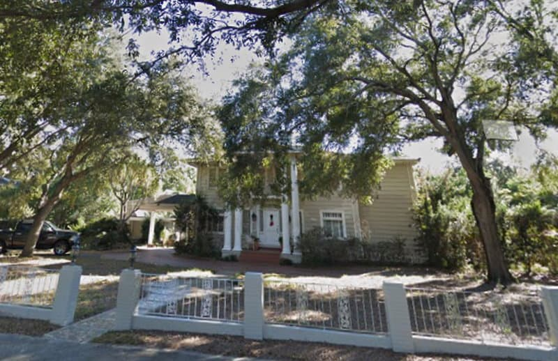 Google Street View Doc Webb Home Dec 2018